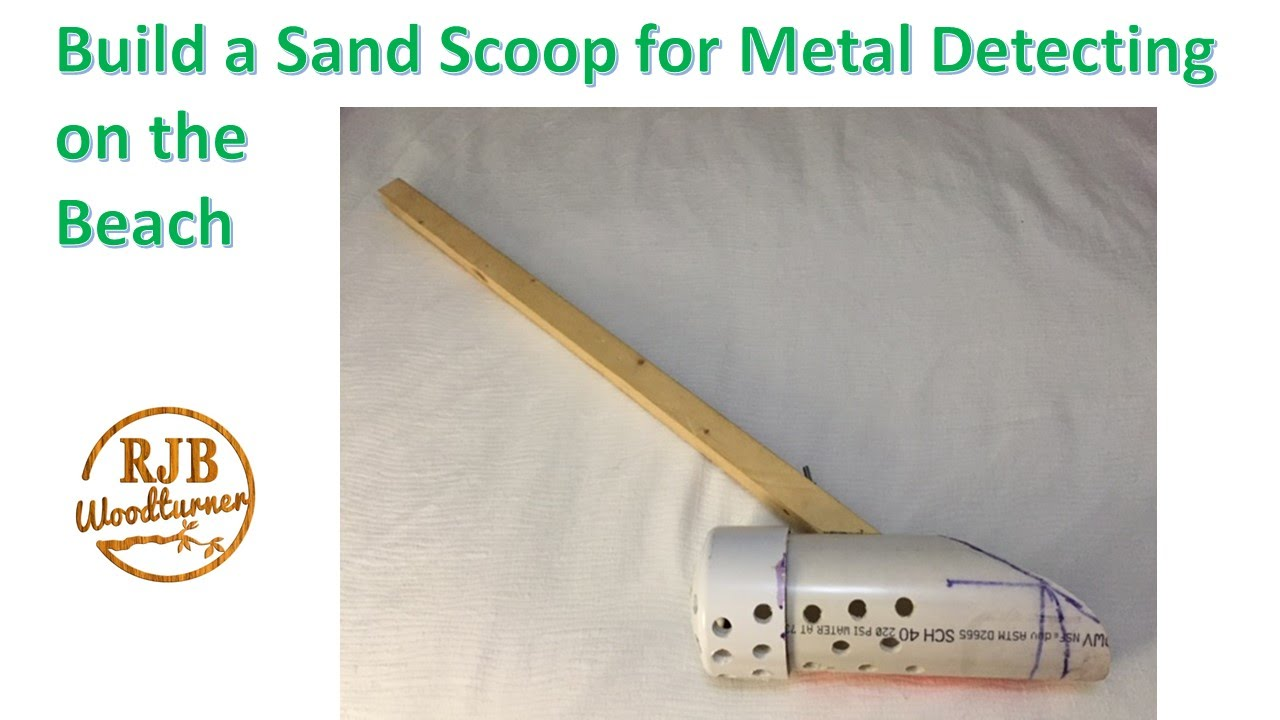 how to make a sand scoop for beach hunting with a metal detectorhow to make a sand scoop for beach hunting with a metal detector