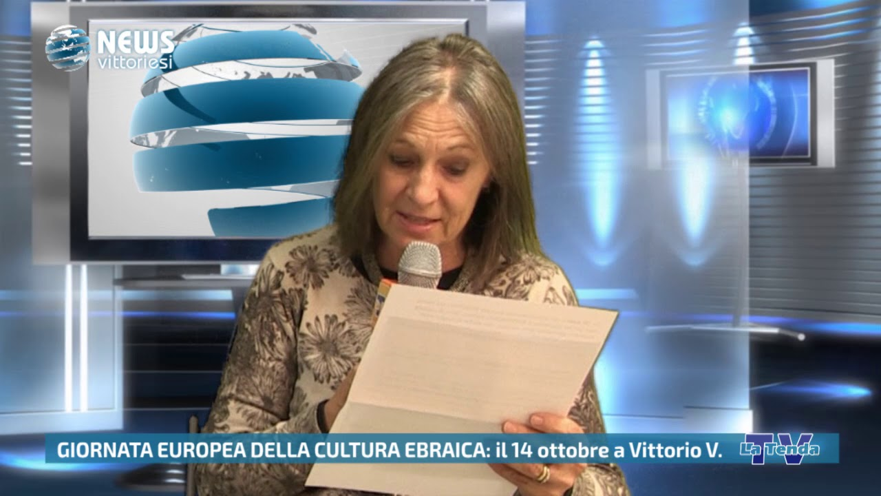 News Vittoriesi - Giornata Europea della Cultura Ebraica