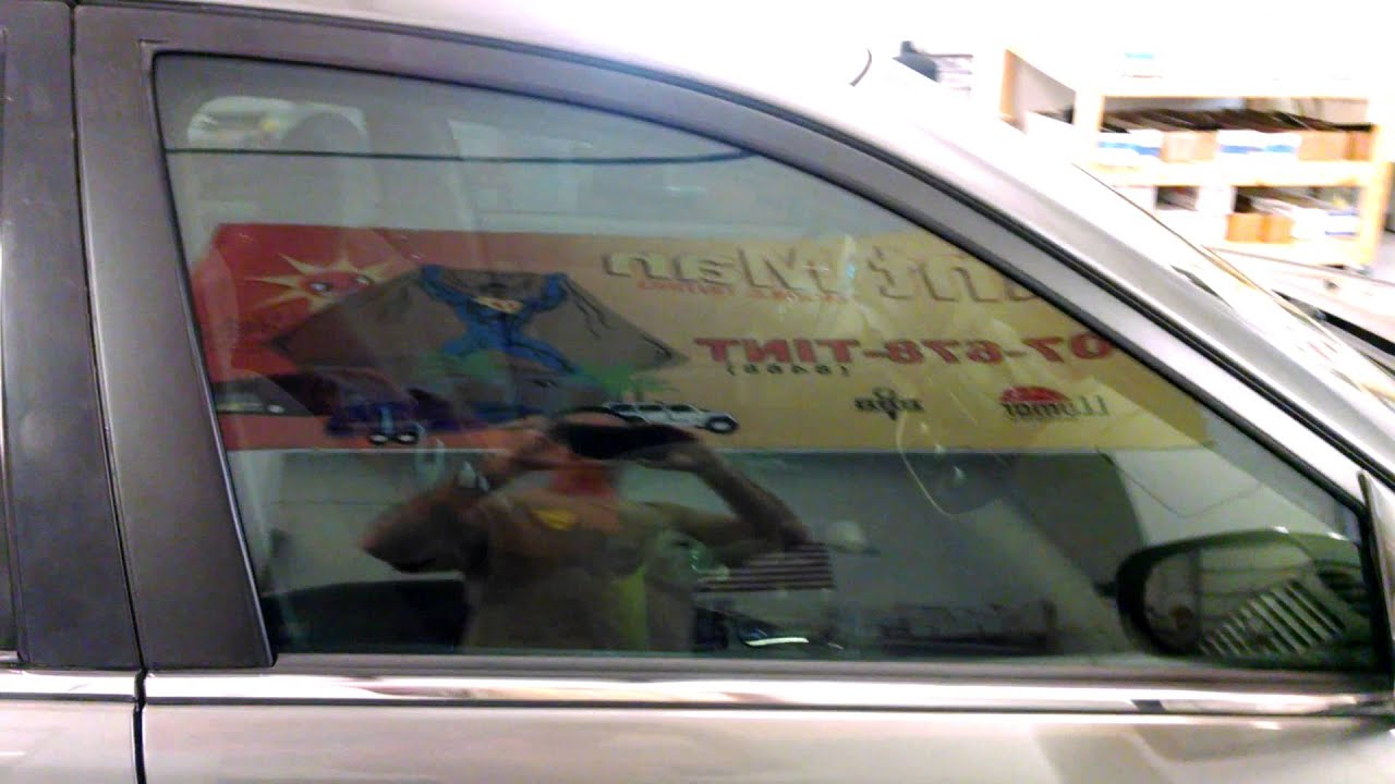 Llumar Window Film Is The Best Tint In The Wold Youtube