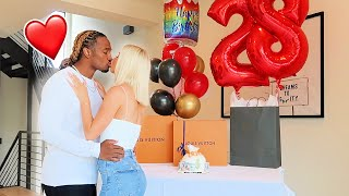 SURPRISING MY BOYFRIEND FOR HIS BIRTHDAY!!! *EMOTIONAL*