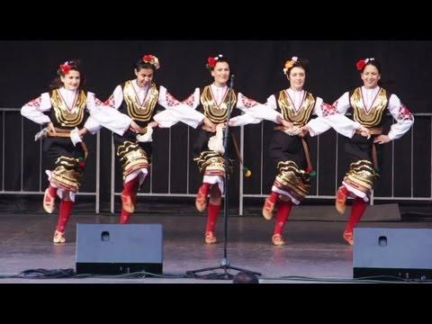 European Festival 2013 - Bulgaria Kitka Folk Dance