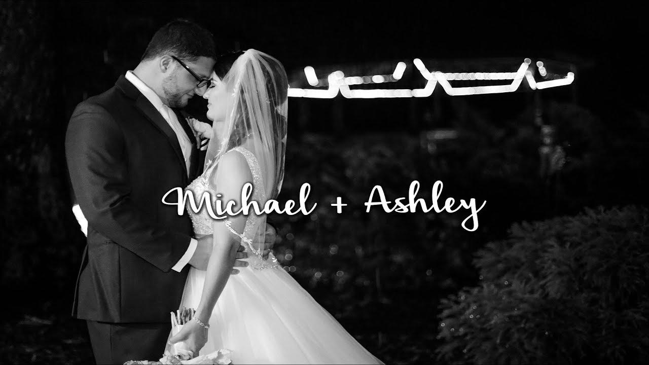 Michael Ashley Carl House Wedding