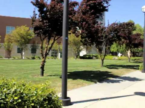 Csueb Concord Campus Map.Virtual Tour Of Cal State East Bay Concord Campus Youtube