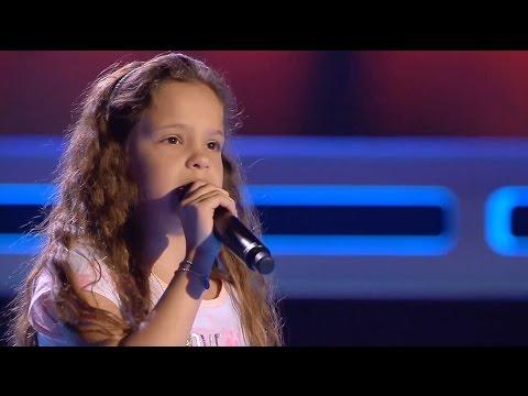 "Amanda: ""Rolling In The Deep"" - Audiciones a Ciegas - La Voz Kids 2017"