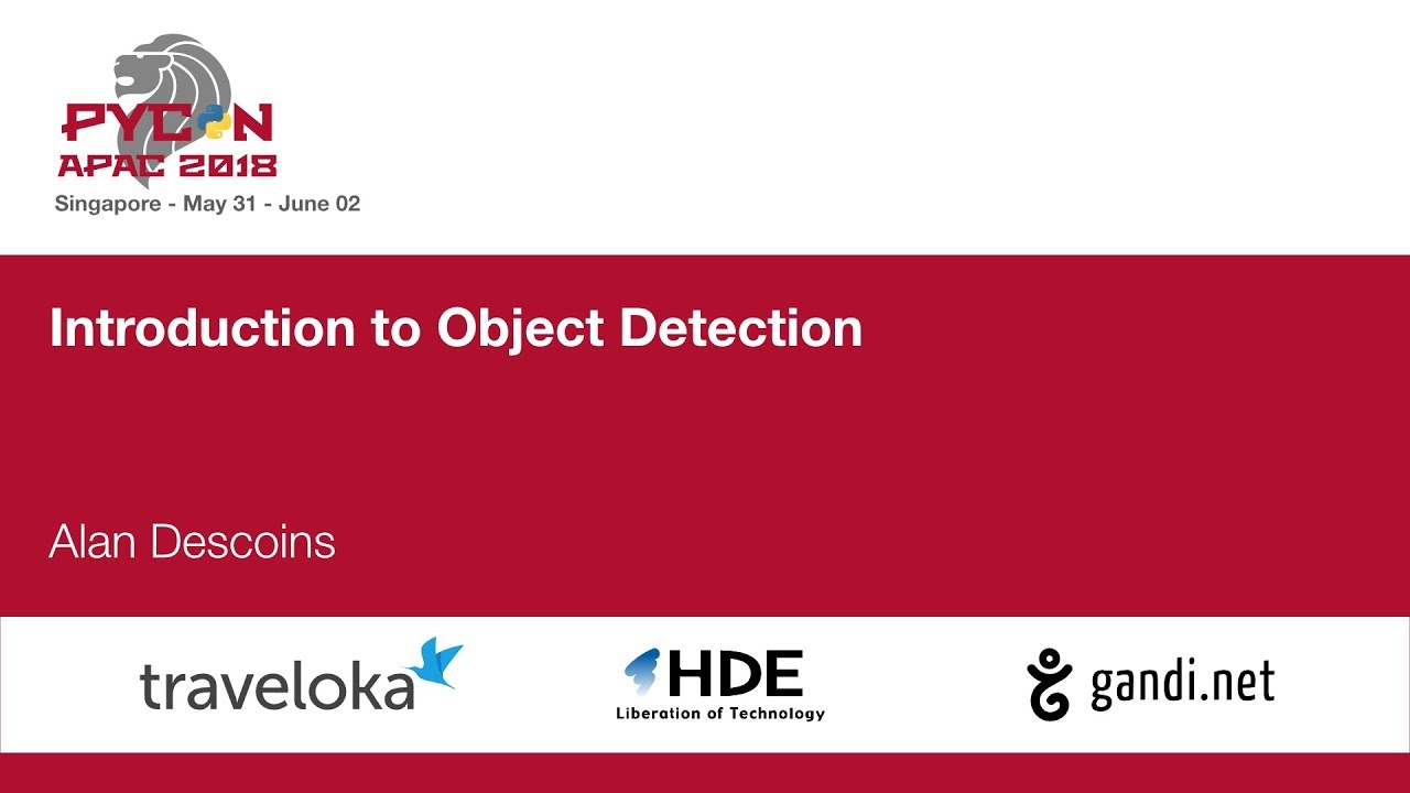 Image from Introduction to object detection