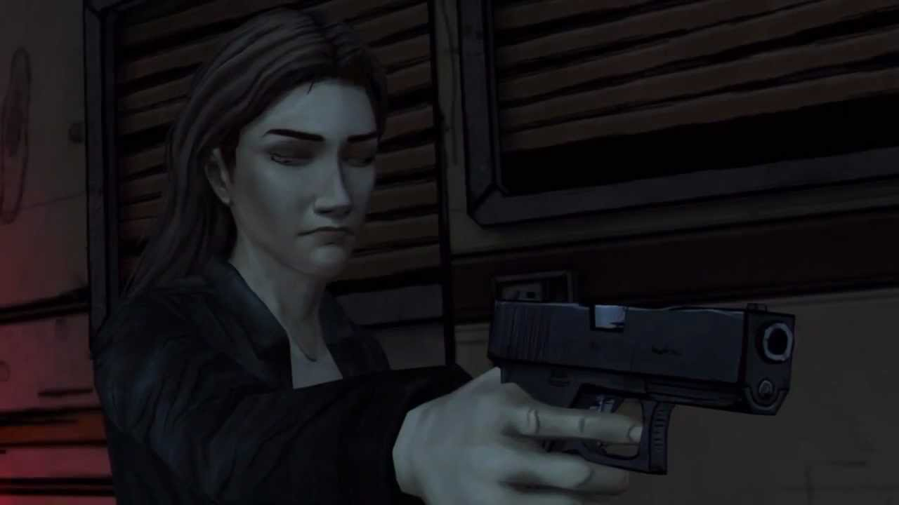 LONG ROAD AHEAD | The Walking Dead: Season One (Game ...