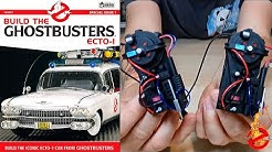 Build the Ghostbusters Ecto-1 - Special Issue 1 ( Proton Pack & Ghost Trap )