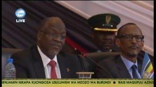 Magufuli: Marais wa EAC wamefanya kosa sana kunichagua mwenyekiti