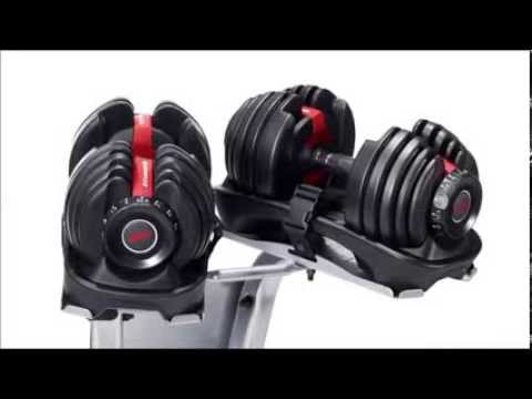 [Best Price] Bowflex SelectTech 552 Adjustable Dumbbells