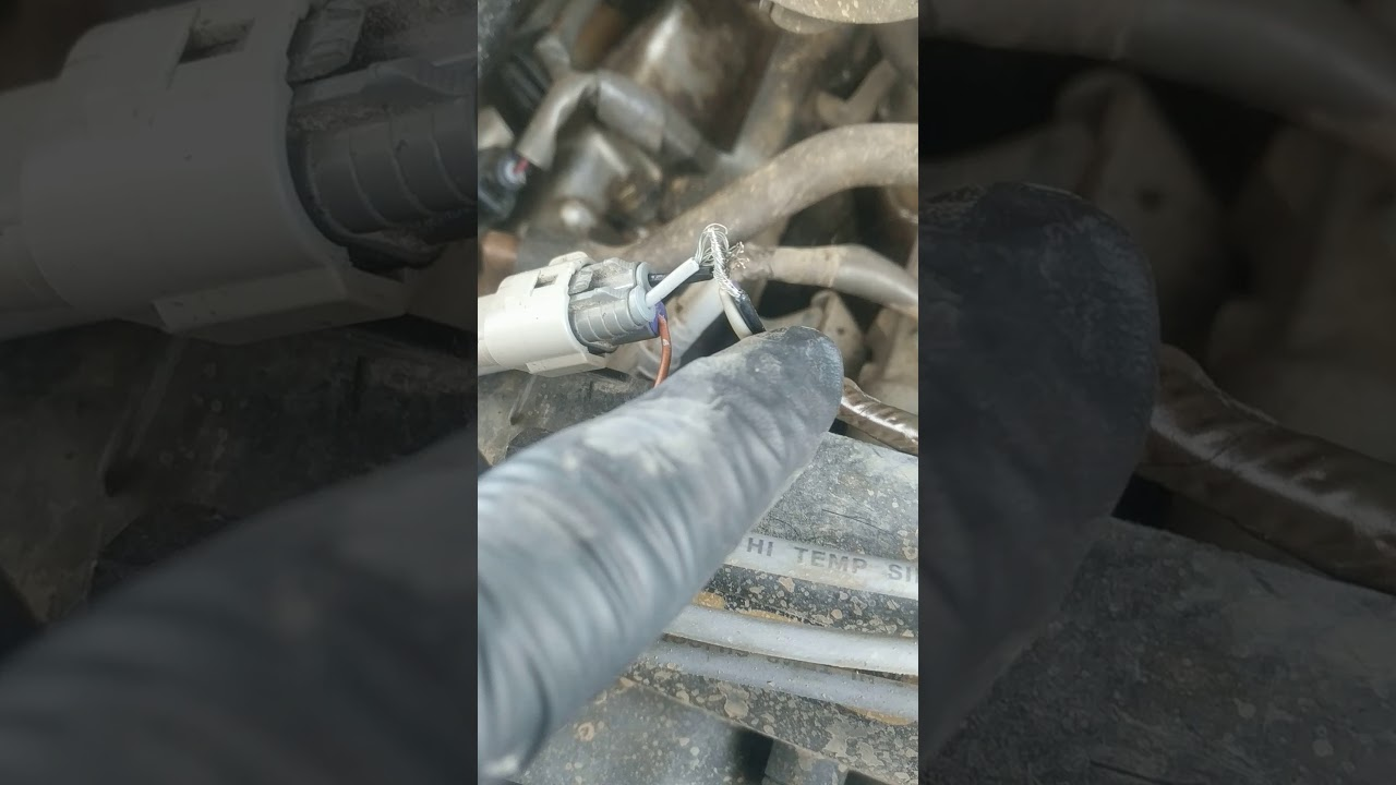 small resolution of toyota 3 4 knock sensor trick