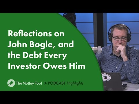Reflections on John Bogle, and the Debt Every Investor Owes Him