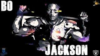 Bo Jackson (The Greatest 2 Sports Athlete Ever)