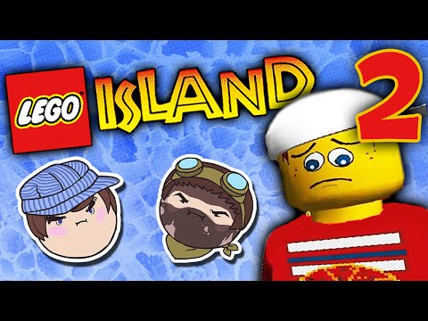 Lego Island: Personal Space - PART 2 - Steam Train