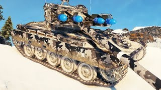 Remodel AMX 13 105 - World of Tanks Gameplay