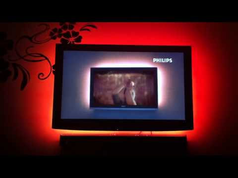Ambilight / Atmolight en tv panasonic y xbmc