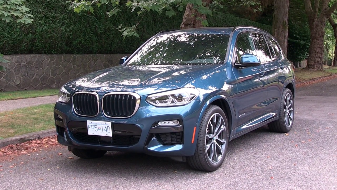 All New Bmw X3 Review