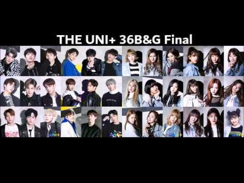 05.  PRESENT - THE UNIT (36B&G) #TheUnit
