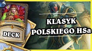 KLASYK POLSKIEGO HS'a - MIRACLE ROGUE - Hearthstone Deck (Rastakhan's Rumble)