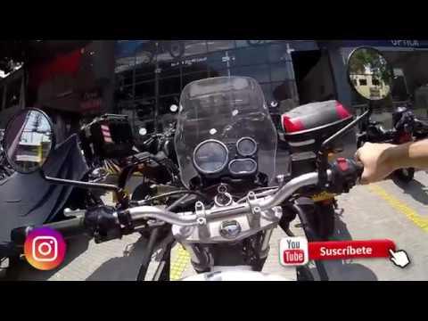Royal enfield himalayan / Test Ride / primeras impresiones