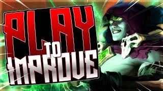 HARD CARRYING 1V9 EUW CHALLENGER! League of Legends Season 9 Vladim...
