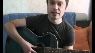 Уроки игры на гитаре в стиле Fingerstyle - Урок №1