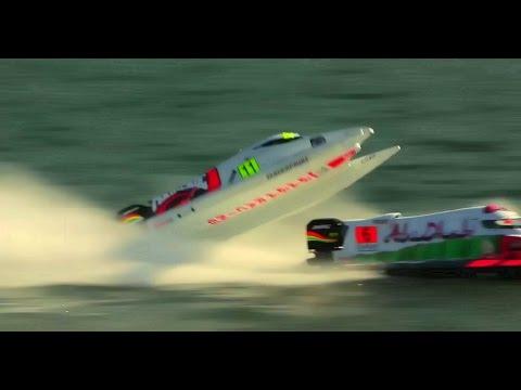 F1 Powerboat Porto F1H2O Races Grand Prix of Portugal HD