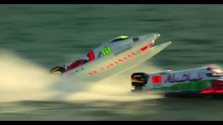 F1 Powerboat Porto F1H2O Races Grand Prix of Portugal HD