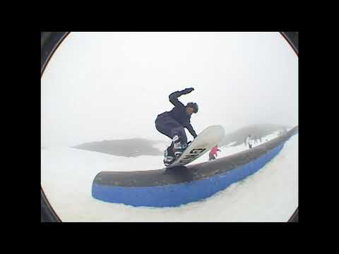 The Dustbox at High Cascade—Mt. Hood with Cooper Whittier and Robby Meehan | Snowboarder Magazine