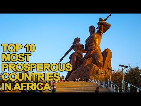 Top 10 Most Prosperous African Countries