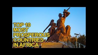 Baixar Top 10 Most Prosperous African Countries