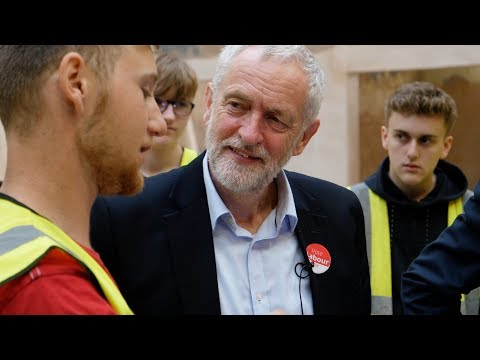 Jeremy Corbyn | Labour's New Deal On Housing