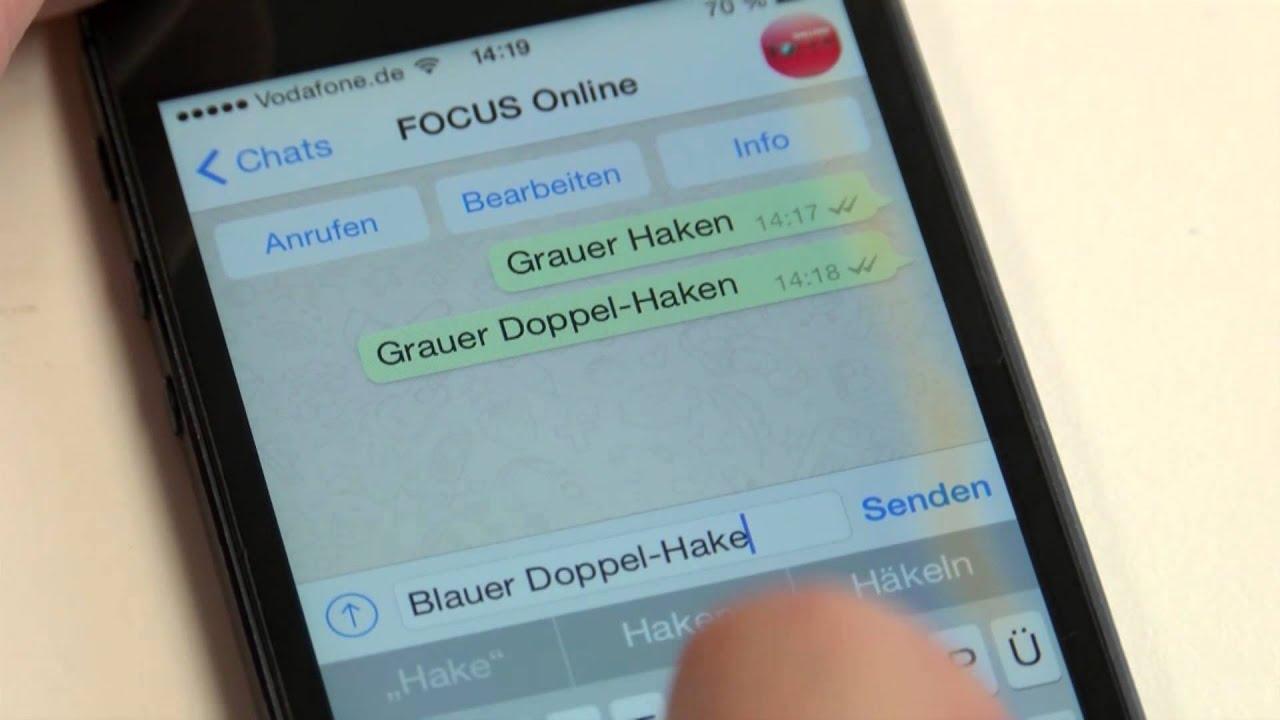 Haken-up deutsch