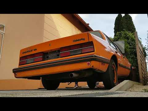 1984 Chevrolet Celebrity 2.8L