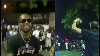 Safaree Gets Booed While Performing In New York (Dyckman) Safaree Then Disses The Crowd For Hating!