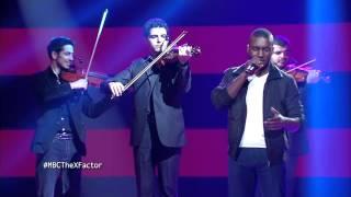 MBC The X Factor -  Heroesبالفيديو : حمزة هوساوي يغني