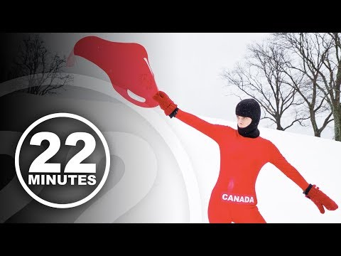 Why isn't Krazy Karpet an Olympic sport? | 22 Minutes