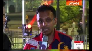 Bintang AF berhimpun untuk Malaysia Day Ride