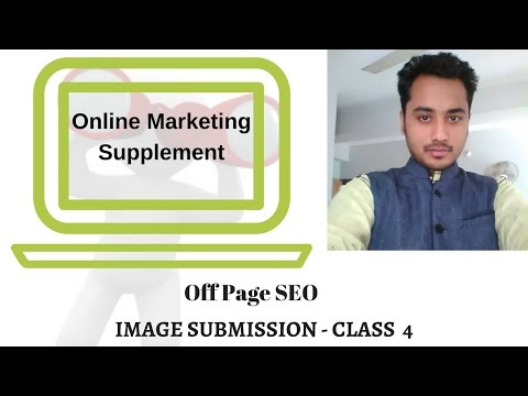 Digital Marketing Bangla Tutorial - Link Building (Image submission)