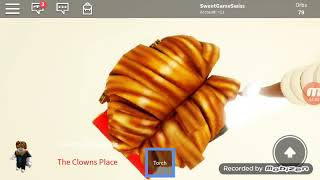 Main TCP atau die Clowns platzen roblox