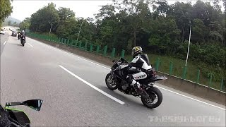 Weekend Karak highway ride