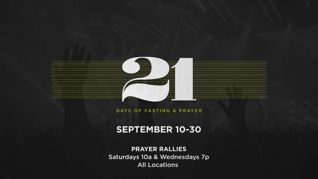 Prayer Rally - 9/26 thumbnail