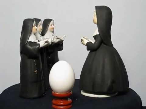 Choralists (nuns) music box series
