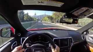 2014 Jeep Grand Cherokee SRT - WR TV POV Test Drive (City)