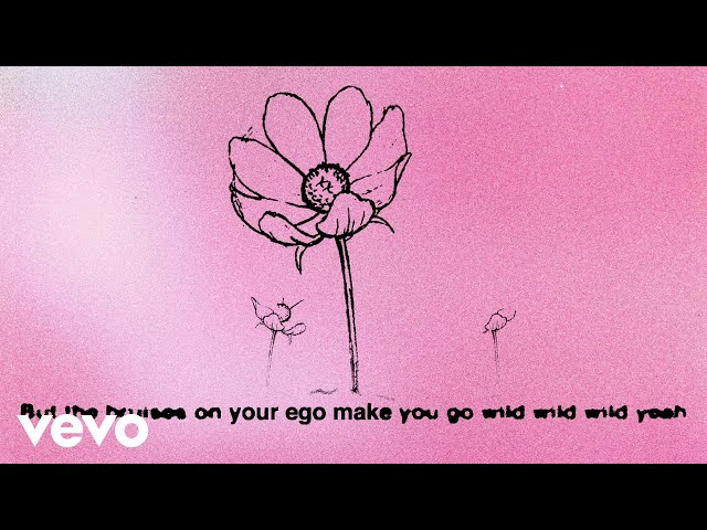 Marshmello, Halsey - Be Kind (Halsey Lyric Video)