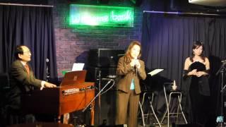Jazz Hammond Organist Hitoshi Asano plays with Maria Eva, Taking a chance on love.