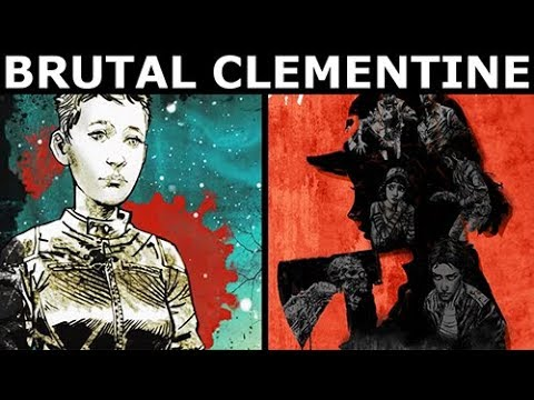How To Create BRUTAL Clementine - Story Builder Walkthrough - The Walking Dead: The Final Season