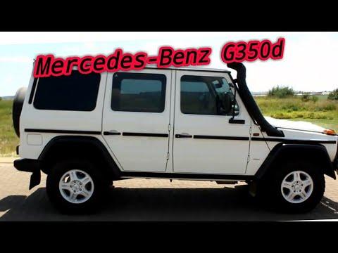 Mercedes Benz G Wagon 350d 1996 *Review*