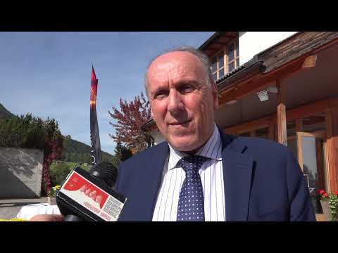 Intervista al nuovo Presidente della Fond. Dolomit...