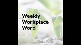 Waiting - Weekly Workplace Word