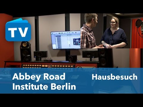 Abbey Road Institute Berlin - Walkthrough